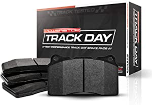 Power Stop PST-1001 Track Day Brake Pad