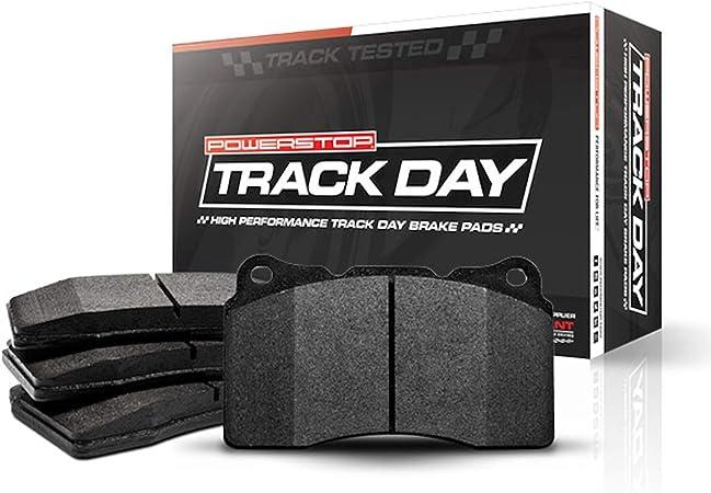 Power Stop TDPK1304 Track Day Plus Brake Kit