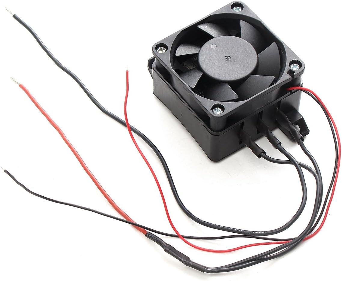 150W 12V DC PTC Fan Heater Constant