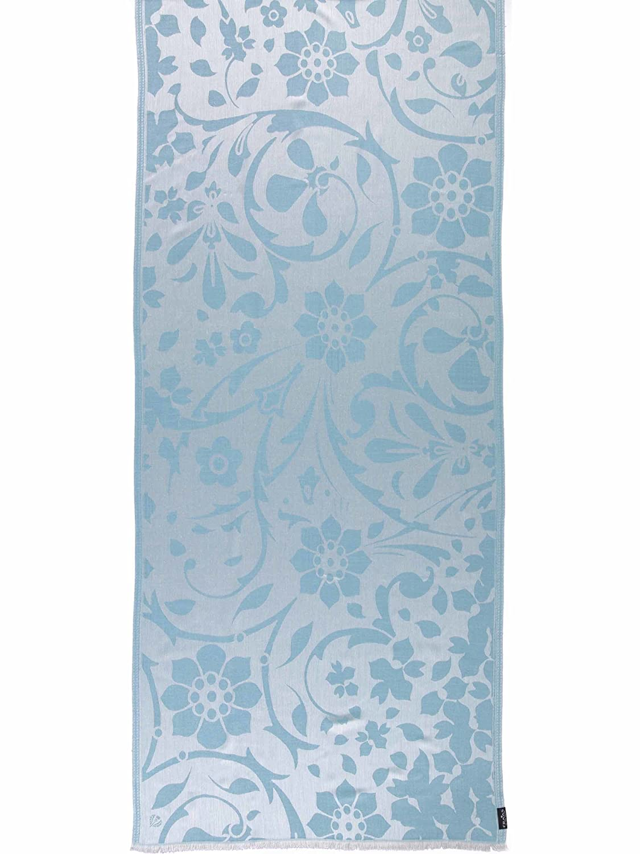 FRAAS Damenschal Stola mit Floral-Design 73 x 205 cm Viskose
