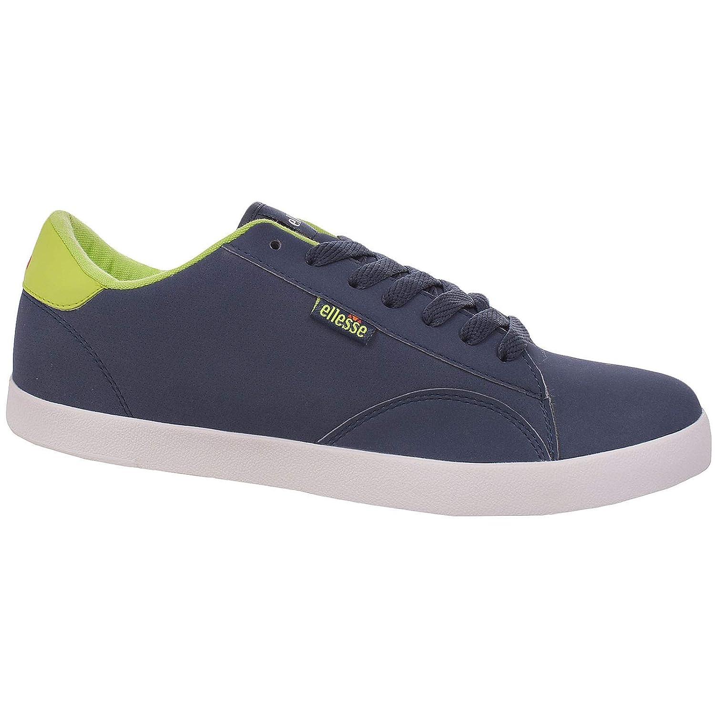 de82b43c99 ellesse Mens Blaster Casual Logo Shoes - Blue - 8UK: Amazon.co.uk ...