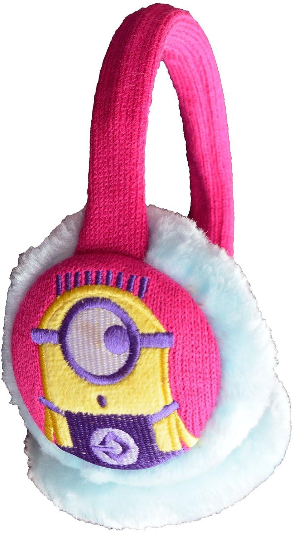 Girls - Minions Earmuffs Ear Muff