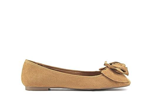 66372e47a Modelisa - Manoletina Detalle Flor Mujer  Amazon.es  Zapatos y complementos