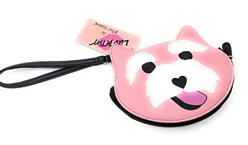 Amazon.com: Luv Betsey Johnson Peach Scottish Terrier Dog ...
