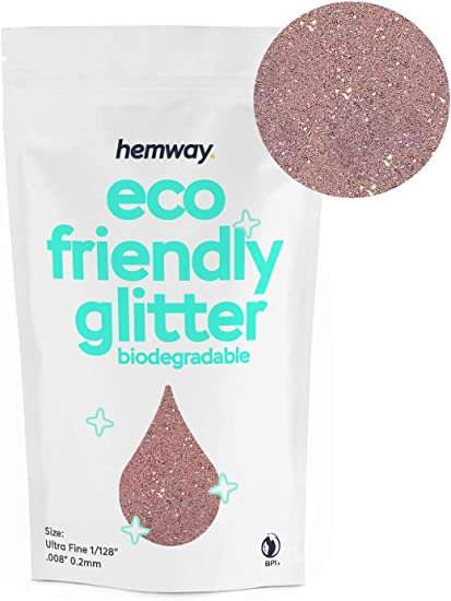 Hemway biodegradable Eco Body Glitter - Segura cosmética - 100g ...