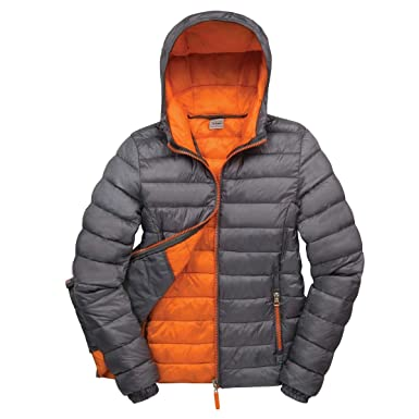 check out ac07f 852b1 Result Urban Snowbird Damen Steppjacke mit Kapuze