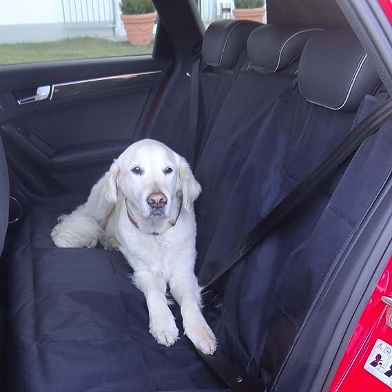 Auto Rücksitzbankabdeckung Schondecke Empfohlen Für Opel Adam Wasserabweisend 119x4x142 2cm Haustier