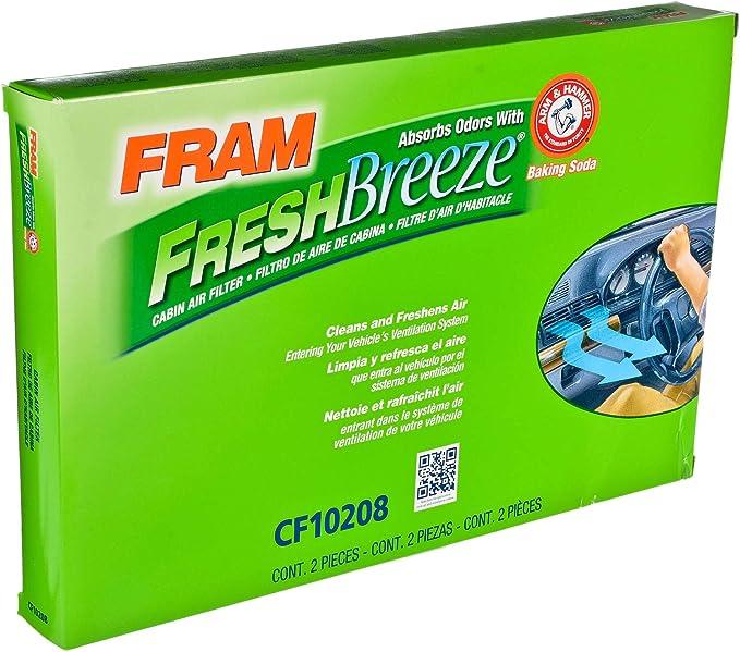 FRAM CF11924 Fresh Breeze Cabin Air Filter