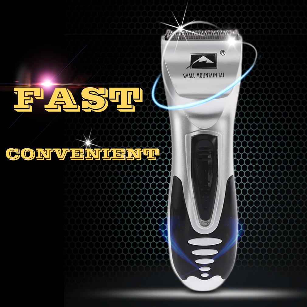 Men Electric Shaver Male Beard Trimmer 6pcs/Set Razor Hair Body Groomer FairytaleMM