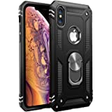 """iPhone Xs Max Case [ Military Grade ] 15ft. Drop Tested Protective Case 