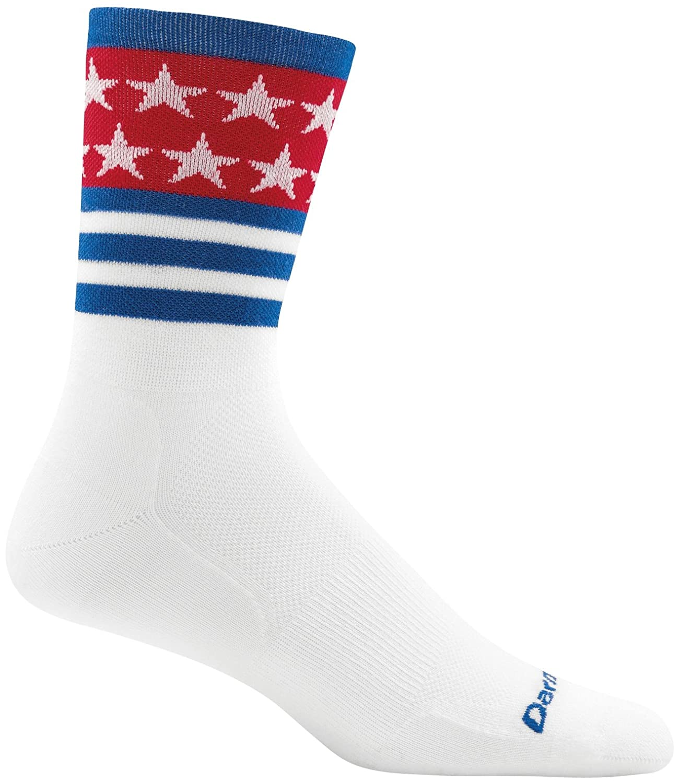 Darn Tough Stars Stripes Micro Crew Ultralight Sock - Men's
