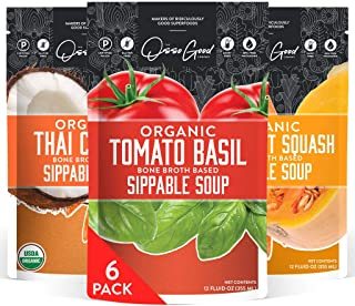 product image for Osso Good Variety Pack Soup, 6 - 12 Ounce Pouches, Ships Frozen