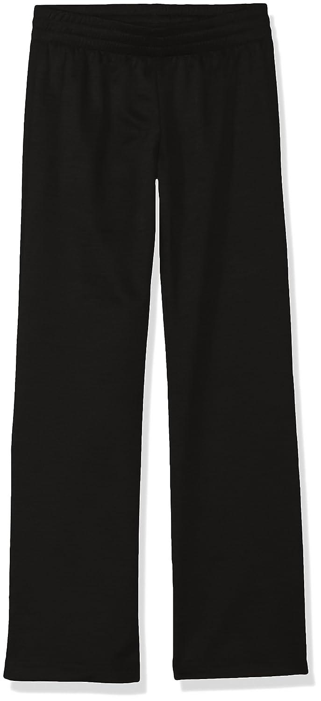 Hanes Girls Big Tech Fleece Open Leg Pant