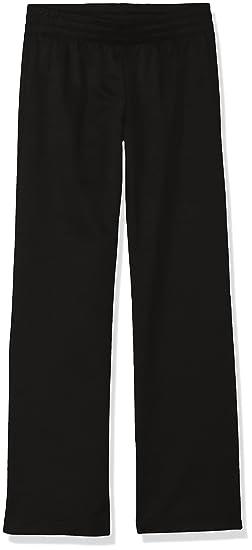 dd1699a49654ec Amazon.com: Hanes Girls' Big Tech Fleece Open Leg Pant: Clothing