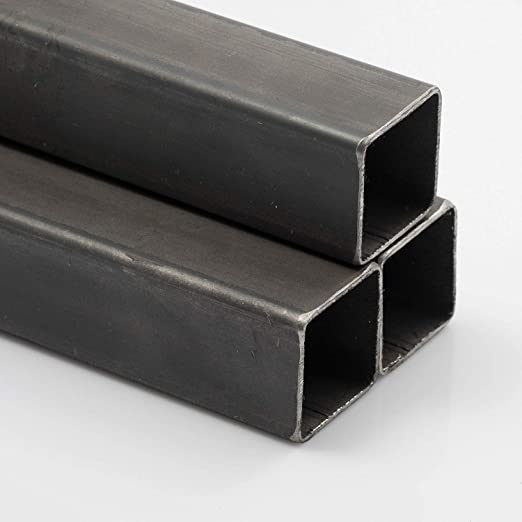 Stahlrohr Quadratrohr Vierkantrohr 50x50x3 mm E235 EN 10305-5 1000mm 500-2000mm