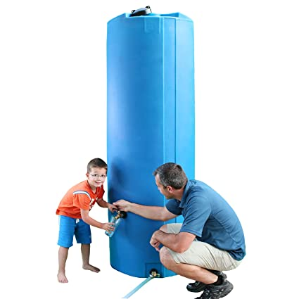 260 Gallon Emergency Water Storage Tank  sc 1 st  Amazon.com & 260 Gallon Emergency Water Storage Tank - Undersink Water Filtration ...