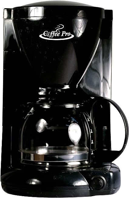 Coffee Maker Black 4 Cup Drip Coffeemakers Ki