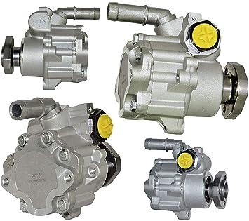 D2P Bomba de hidráulico/Cable de dirección para VW Caddy MK2 (1995 ...