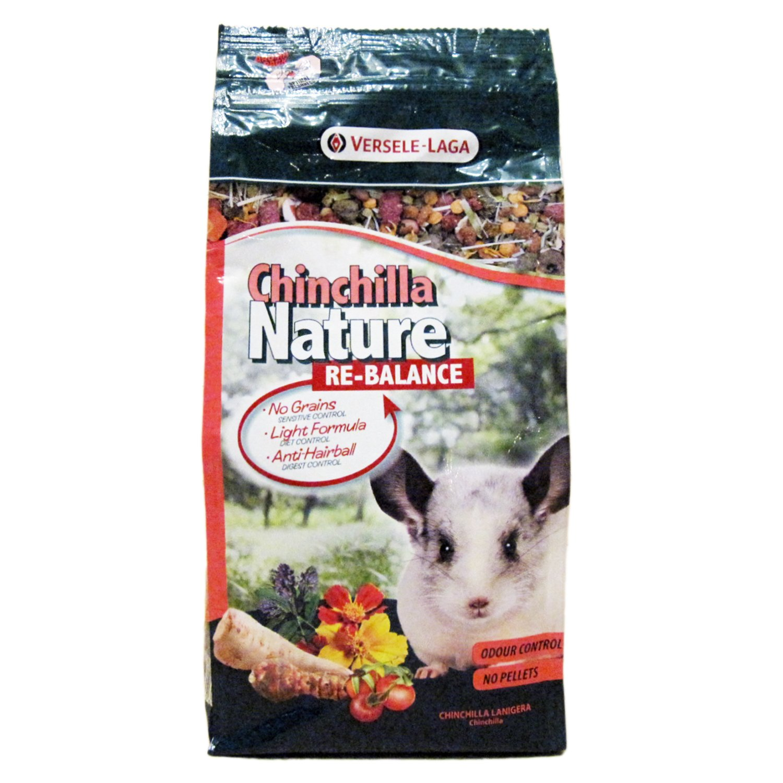 Chinchilla Nature Re-balance 700gr Versele Laga