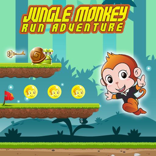 Jungle Monkey  Run adventure]()