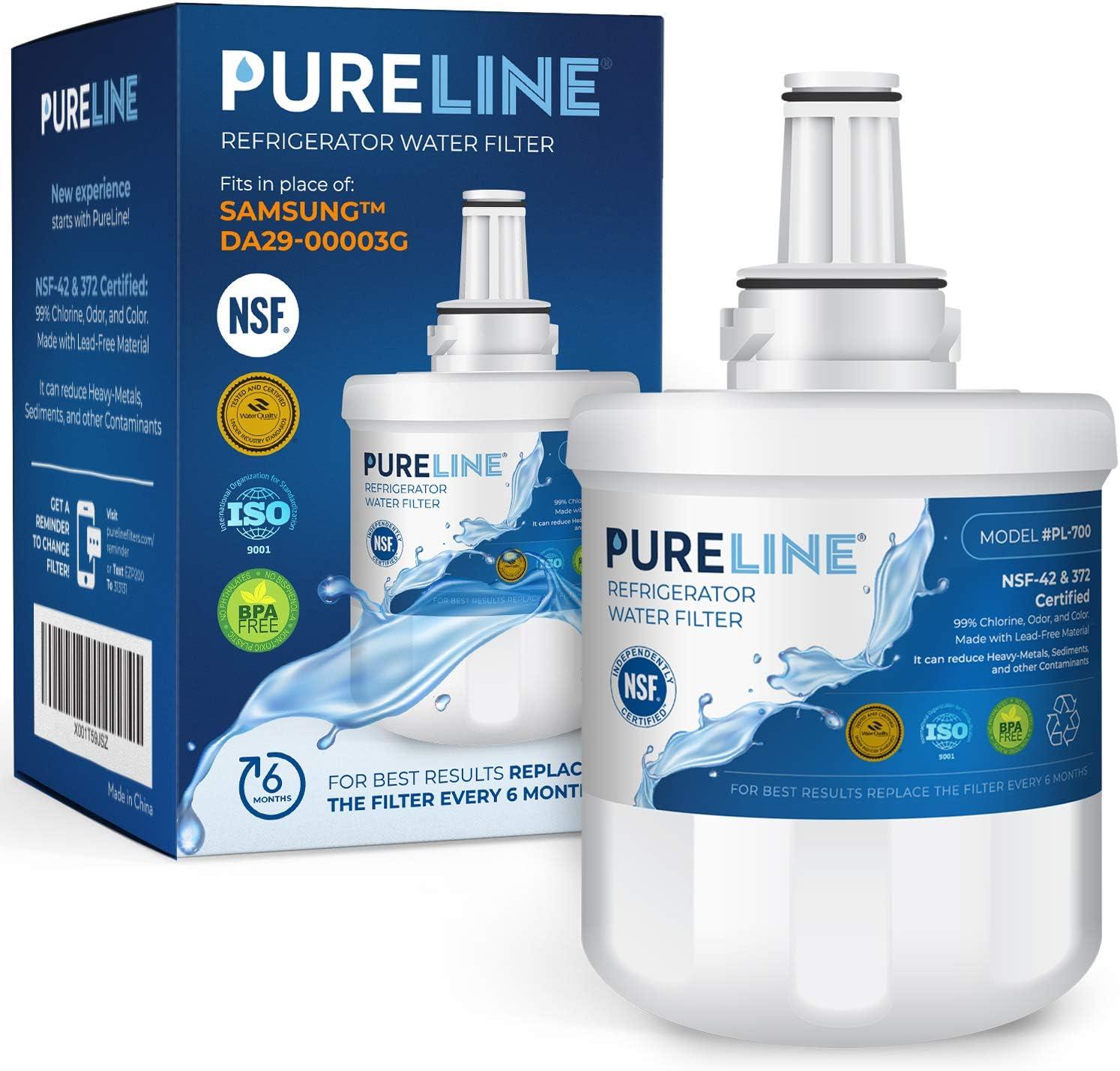 Samsung RFG23UERS//XEU IcePure for Aqua-Pure DA29-00003G fridge water filter