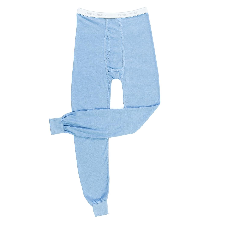 Regular Fit Long Underwear SPORTSMAN Mens Thermal Long Johns