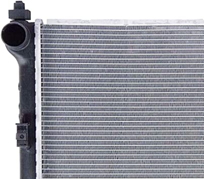 labwork 2839 Radiator for Jeep Commander Grand Cherokee 2005 2006 2007 2008 2009 2010 V8 V6 4.7L 3.7L