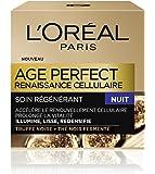 L'Oréal Paris Age Perfect Renaissance Cellulaire Crème de Nuit Anti-âge