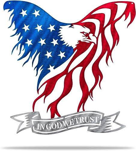 Redline Steel American Eagle