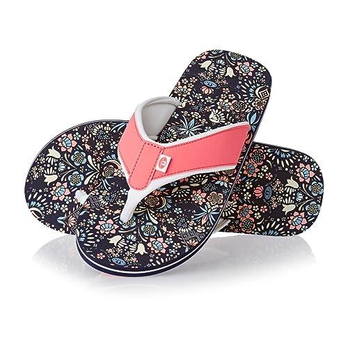 03aebb83e11ba3 Animal Women s Swish AOP Flip Flops  Amazon.co.uk  Shoes   Bags