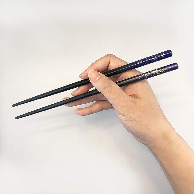 Amazon.com: Palillos japoneses con funda de viaje plá ...