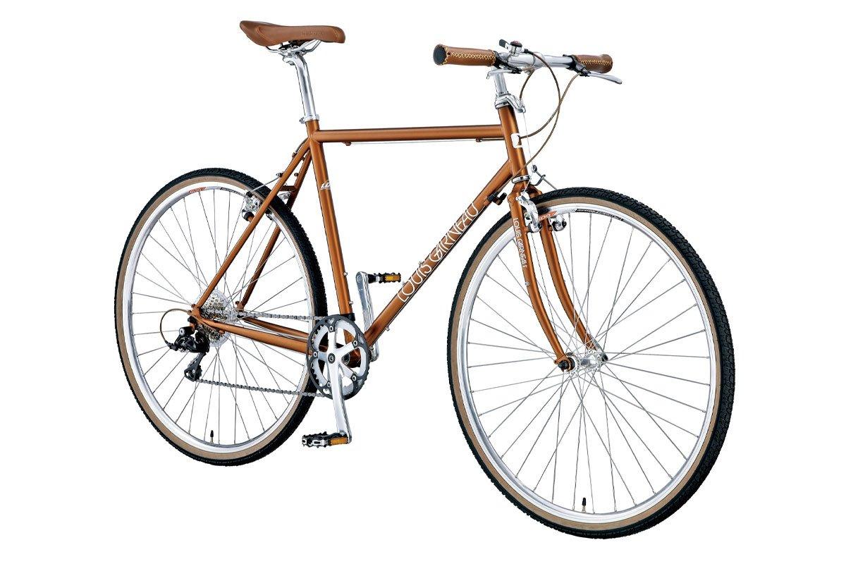 ルイガノ 2014 LGS-BTN クロスバイク B079GT8923NILE BLUE 540mm(175-190cm)