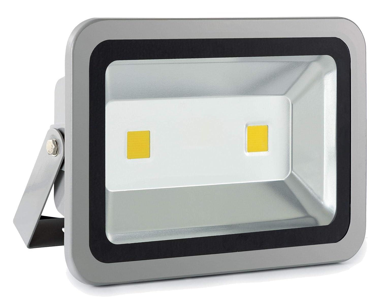 Showlite FL-2100 LED Outdoor Fluter (Flutlicht, 100W, 11000 Lumen, IP65, 4500K, tageslicht-weiß)