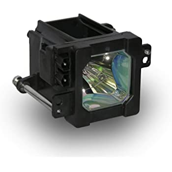 WOWSAI TV Replacement Lamp In Housing For JVC HD 56G647 56G786