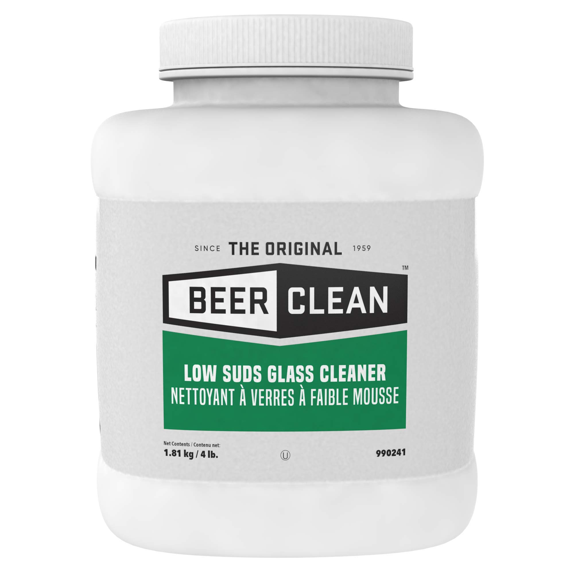 Diversey Beer Clean Low Suds Glass Cleaner (4-Pound, 2-Pack) by Diversey (Image #3)