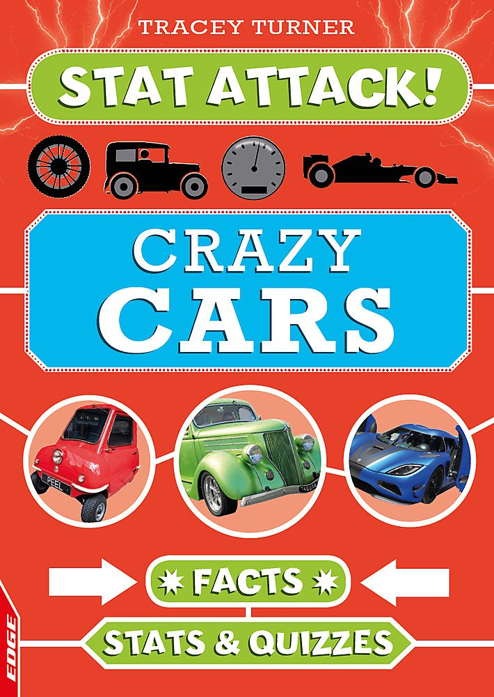 Crazy Cars: Facts, STATS and Quizzes (Edge: Stat Attack)