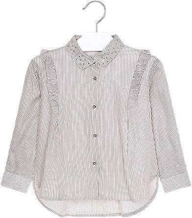 Mayoral 19-04107-020 - Blusa para niña 3 años: Amazon.es ...