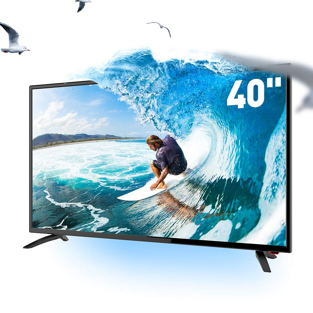 Amazon.com: SANSUI TV LED Televisions 40\'\' FHD DLED TV (1080p) with ...