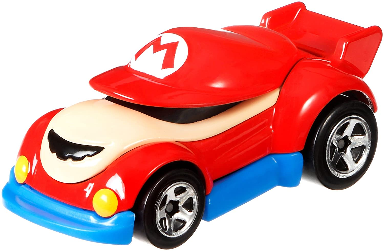 Hot Wheels Mario Car Mattel FLJ17