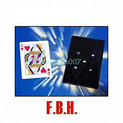 Card Tricks Magic FBH five black hole: Toys & Games