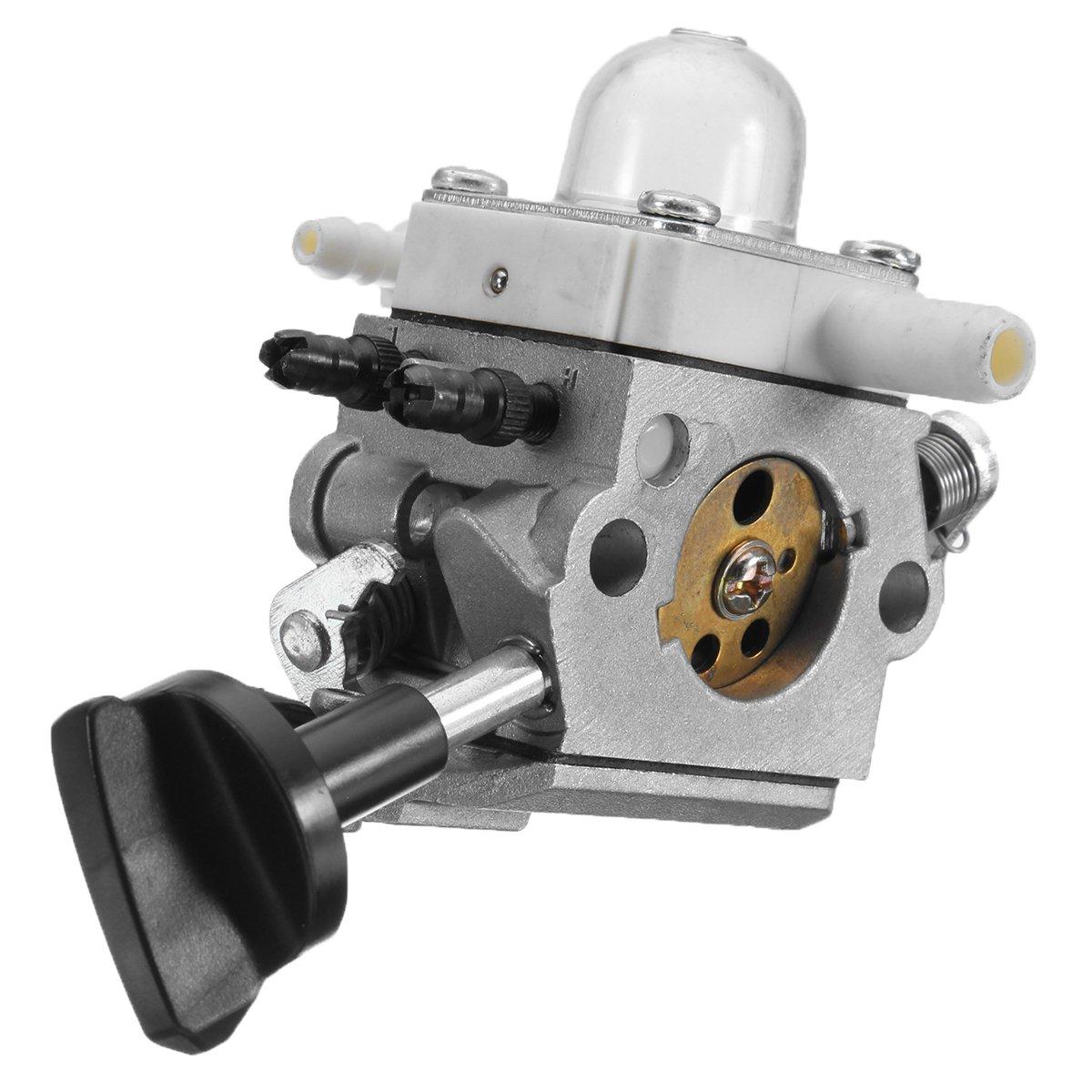 Fincos Carburetor Carb for Leaf Blower Stihl SH56 SH56C SH86 SH86C BG86 Zama C1M S261B