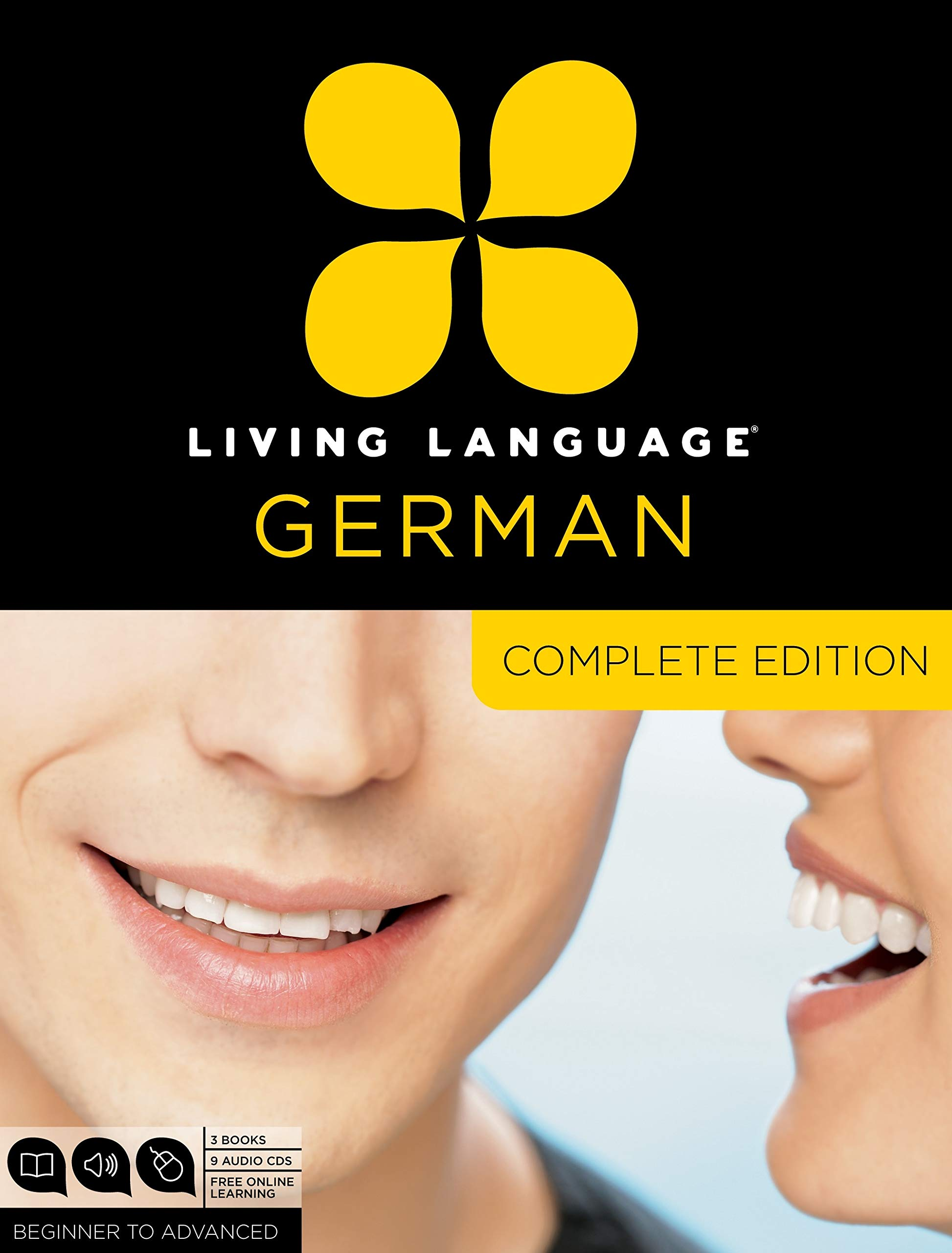 Living Language German Complete Edition  Beginner Through Advanced Course Including 3 Coursebooks 9 Audio CDs And Free Online Learning