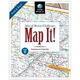 Map It! Seek & Find Atlas of Brainy Challenges
