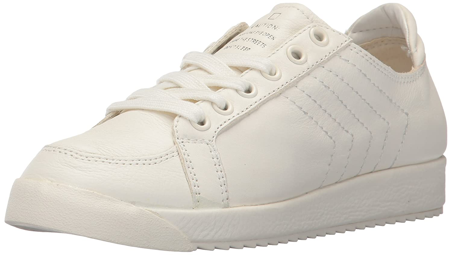 Dolce Vita Women's Sage Sneaker B072QCPGDX 7.5 B(M) US|White Leather