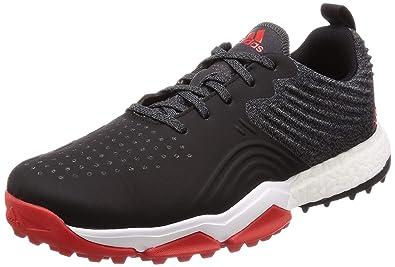 new styles 4d6c0 27a03 adidas Herren Adipower 4orged S Golfschuhe Weiß (NegroBlancoRojo B37175)  40
