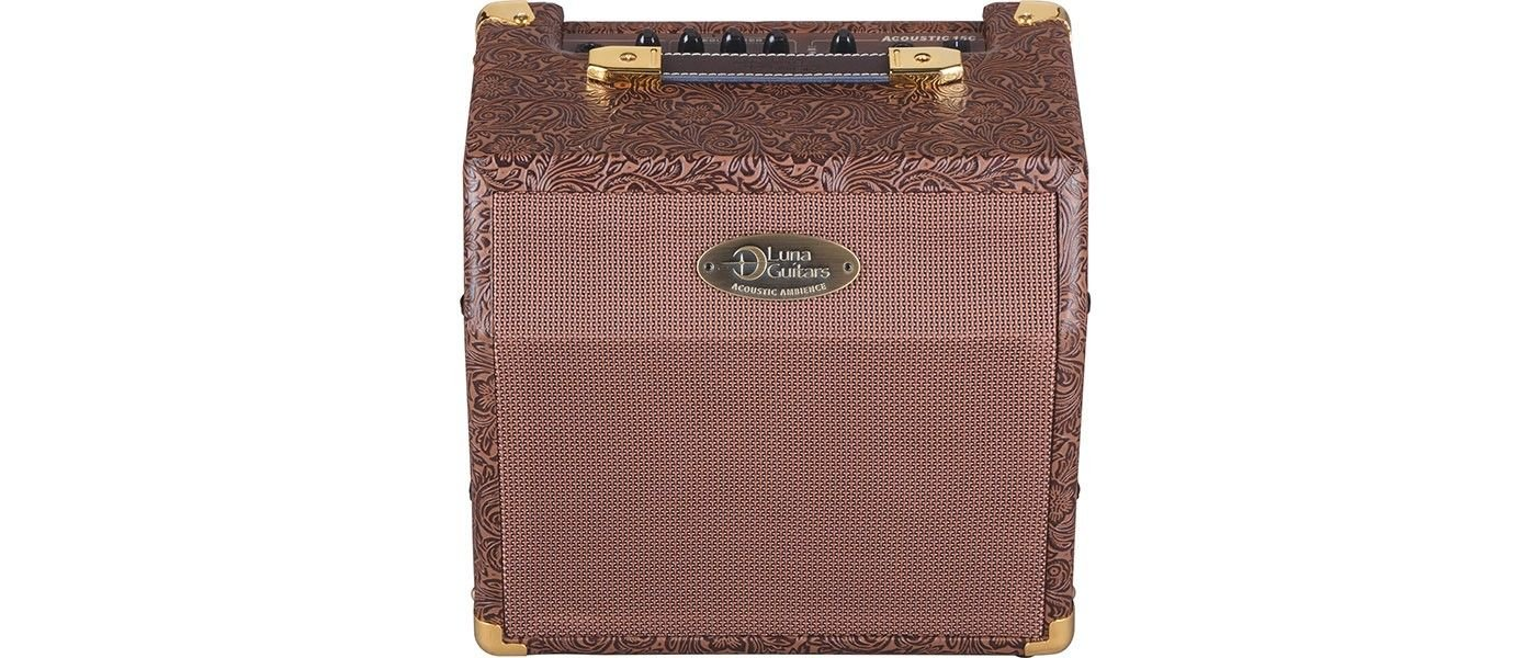 AA15 Ambience Guitar Amplifiers 15-Watt Combo Amp by Luna