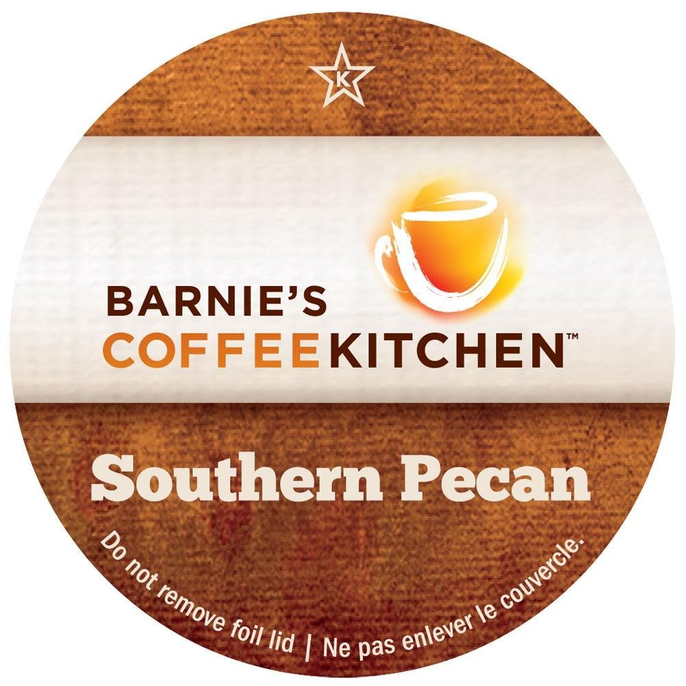 Barnie'S Coffee Kitchen Southern Pecan Portion Packs 24Ct 2.0 compatible