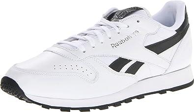ba7c329af3b0 Reebok Men s Classic Leather Pop Lace-Up Fashion Sneaker
