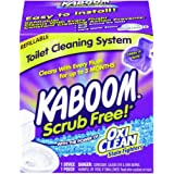 """Church And Dwight 35113 """"kaboom"""" Scrub Free Toilet Cleaning System (Pack of 2)"""