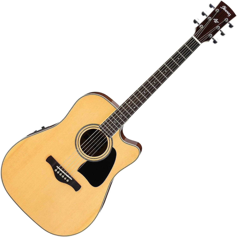 Ibanez AW70ECE - Nt guitarra acústica electrificada: Amazon.es ...